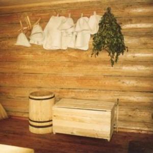 Как устроена русская баня Русская баня это